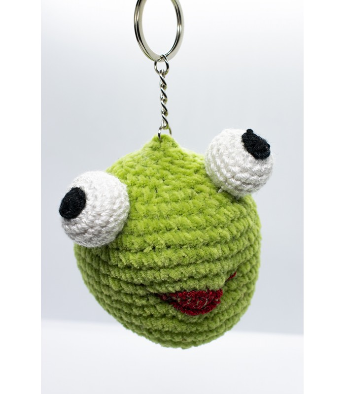 Breloc Green Frog
