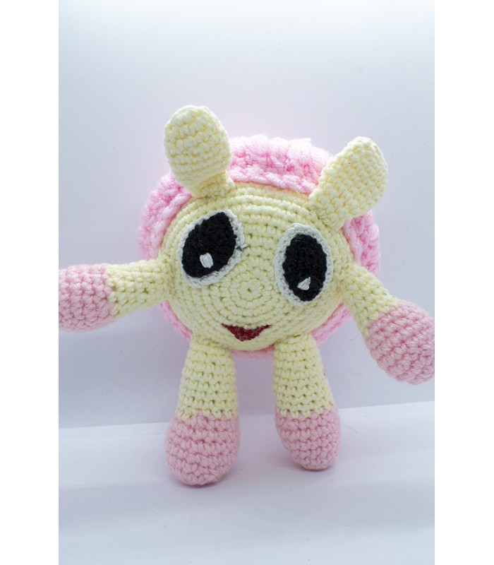 Pink Fluffy