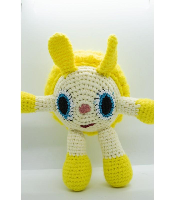 Yellow Fluffy